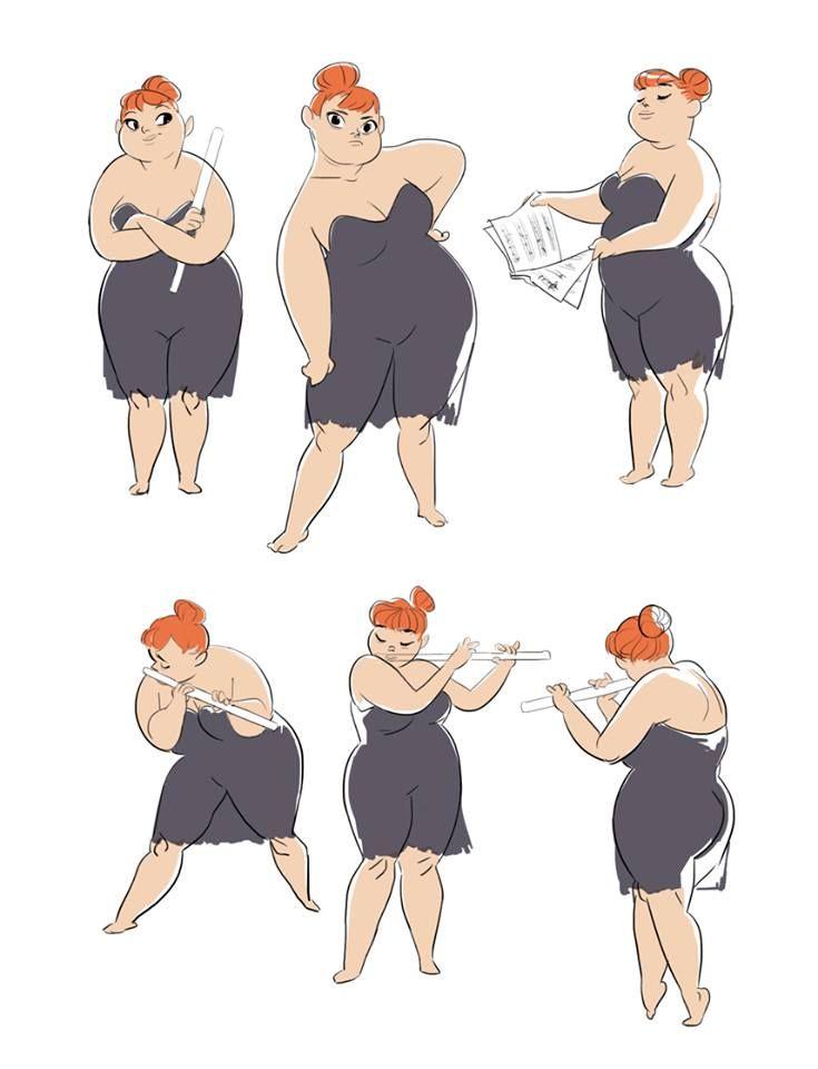 Character Design Tumblr : Best krągłe tez ładne bbw images on pinterest curvy