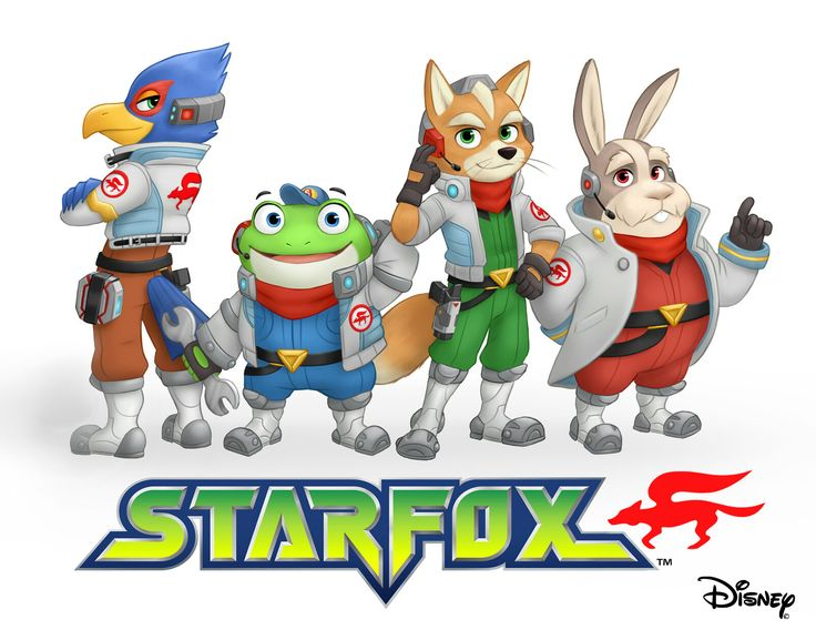 New Star Fox cartoon announced by Disney coming to their channel later this year! http://ift.tt/2jQ1KPm