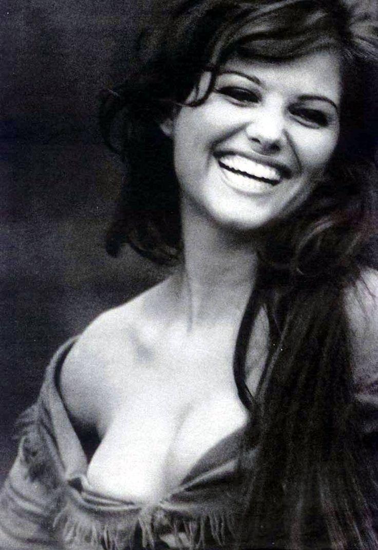 "Claudia Cardinale en ""Cartouche"", 1962"