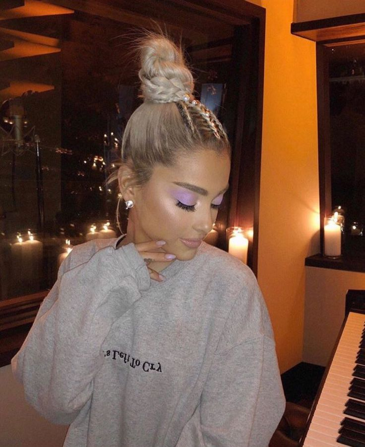 Hey Loves! I just got back from my trip! NTLTC came out on my Bday!! Ariana is my angel and i love her sooo much!