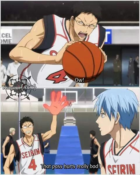 Kuroko no basket dating game 1