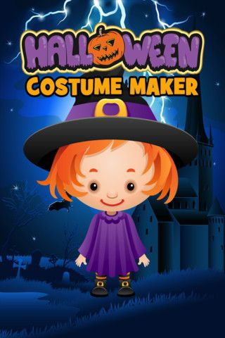 Halloween Costume Maker iPhone Screenshot 1 found on AnyKey.Com