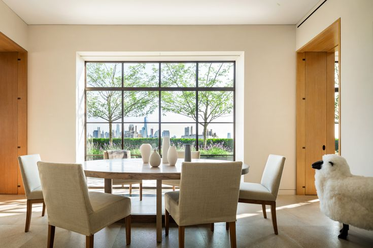 Steven Harris Architects | West Village Penthouse | Photo by Scott Frances