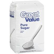 Great Value Pure Sugar, 10 Lb