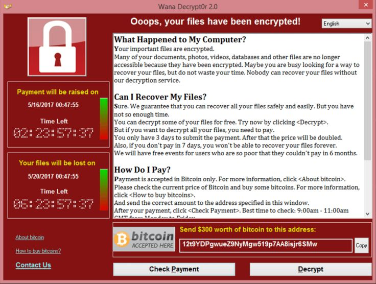 Are your vulnerable to WannaCryptor - WannaCry - Get a Free Scan  https://www.secpoint.com/are-you-vulnerable-wannacry-ransomware.html #ransomware #wannacry #wannacryptor #infosec