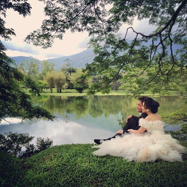 Prewedding photo #wedding #photo #clearlake