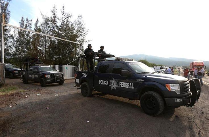 Policía mexicana mató a 22 civiles en un rancho en 2015