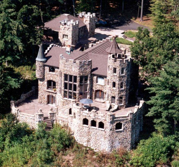 Castle In The Clouds Wedding: 17 Best Images About Castles In The US On Pinterest