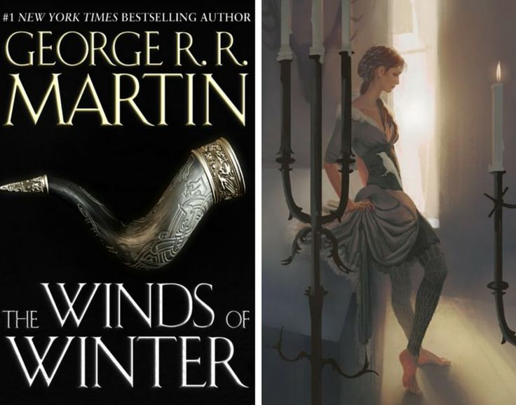 Read a brand new chapter from THE WINDS OF WINTER