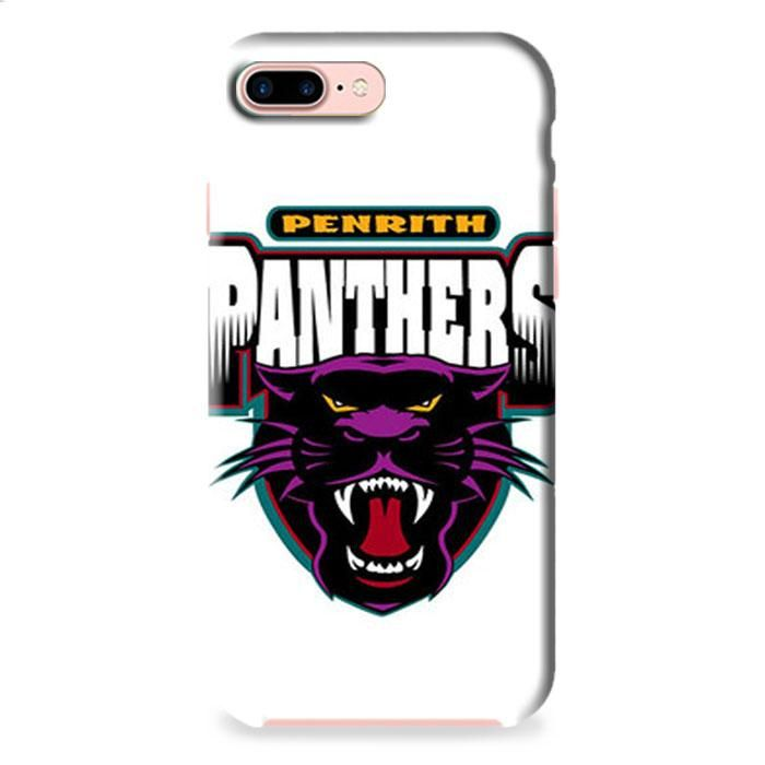 Penrith Panthers iPhone 7 3D Case Dewantary