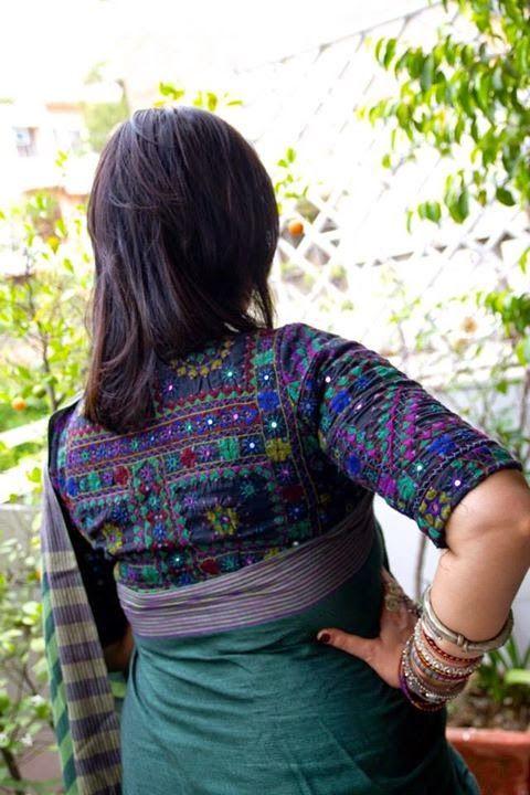 chandana banerjee: 7 Ways to Style a Sari
