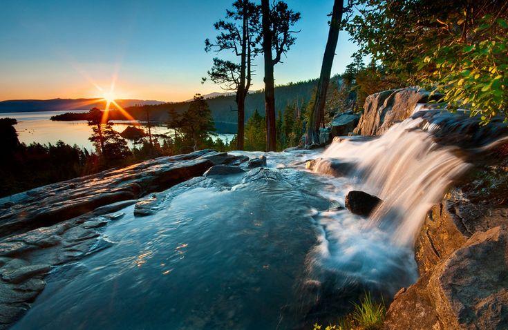 Breathtaking Lake Tahoe