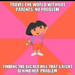 Dora....