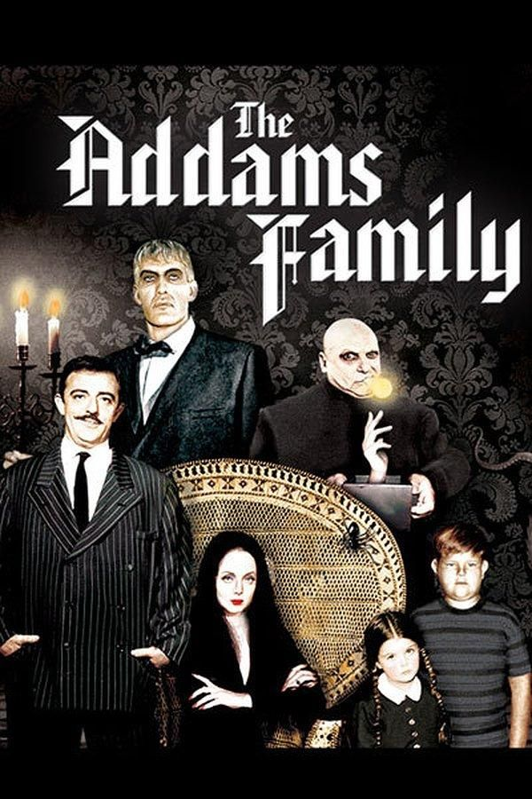 The Addams Family (TV Series 1964–1966)