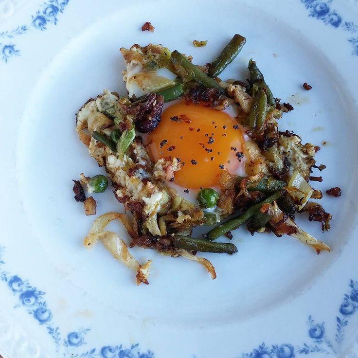 Mahtavin aamuaismuna ikinä! #aamiainen #muna #itsetehty #ruokablogi #ruoka#kotiruoka #herkkusuu #lautasella #Herkkusuunlautasella#ruokasuomi