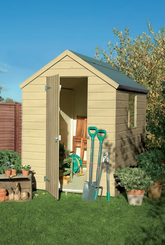Country Cream colour paint ideal for Garden Sheds, Planters, Garden Furniture and Bird Boxes