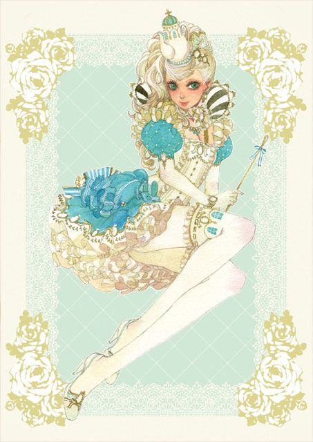 The Making of 'Royal Milk Tea' – Sakizou Artwork – Part 1 Conquering the Bustle