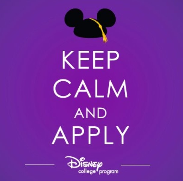 Disney Cultural Exchange Program PLEASE LET ME GO :)