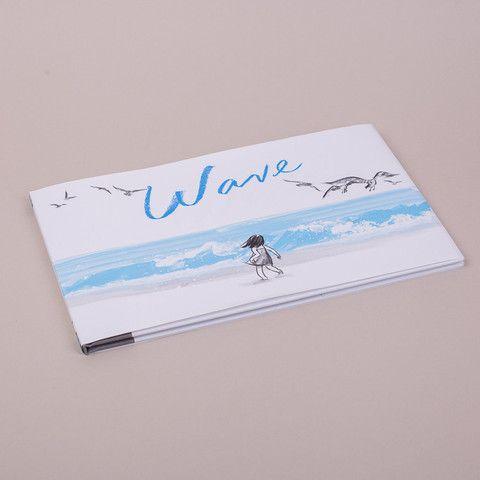 Roo's Beach - Wave Book | Suzy Lee