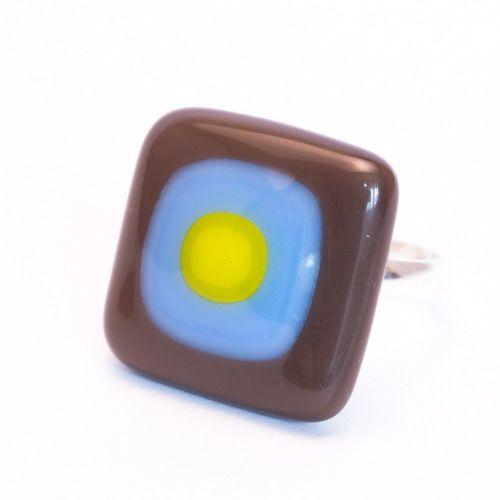 N°1 FUNKY COLOR gyűrű