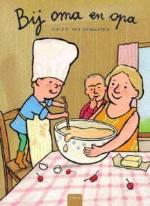 Bij opa en oma - Guido van Genechten #Kinderboekenweek2016