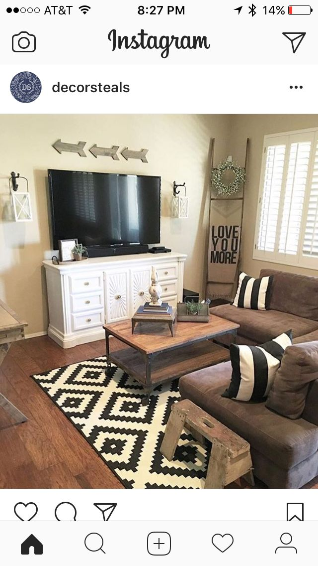 Lanterns on either side of tv. Battery-operated?