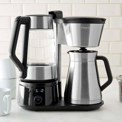 OXO Barista Brain 12-Cup Coffee Brewing System $299.95 wis #williamssonoma