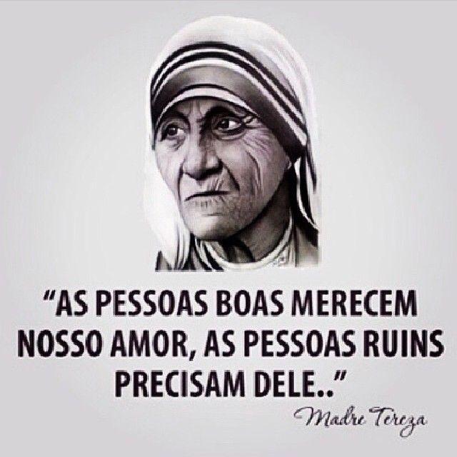 Os Melhores Pensamentos De Madre Teresa De Calcutá Retrô Frases