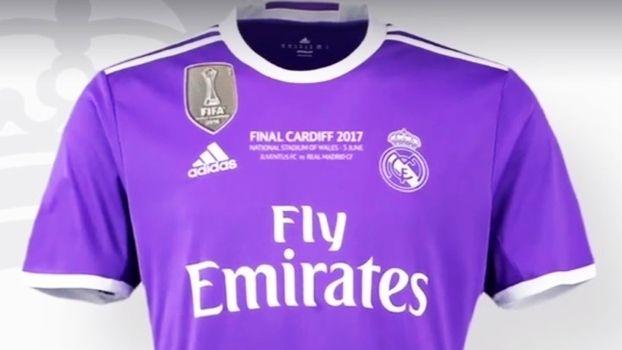 Jornal: Real Madrid jogará de violeta na final da Champions; veja como será a camisa