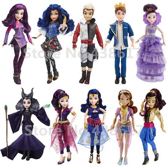 Popular The Descendants Dolls-Buy Cheap The Descendants Dolls lots ...