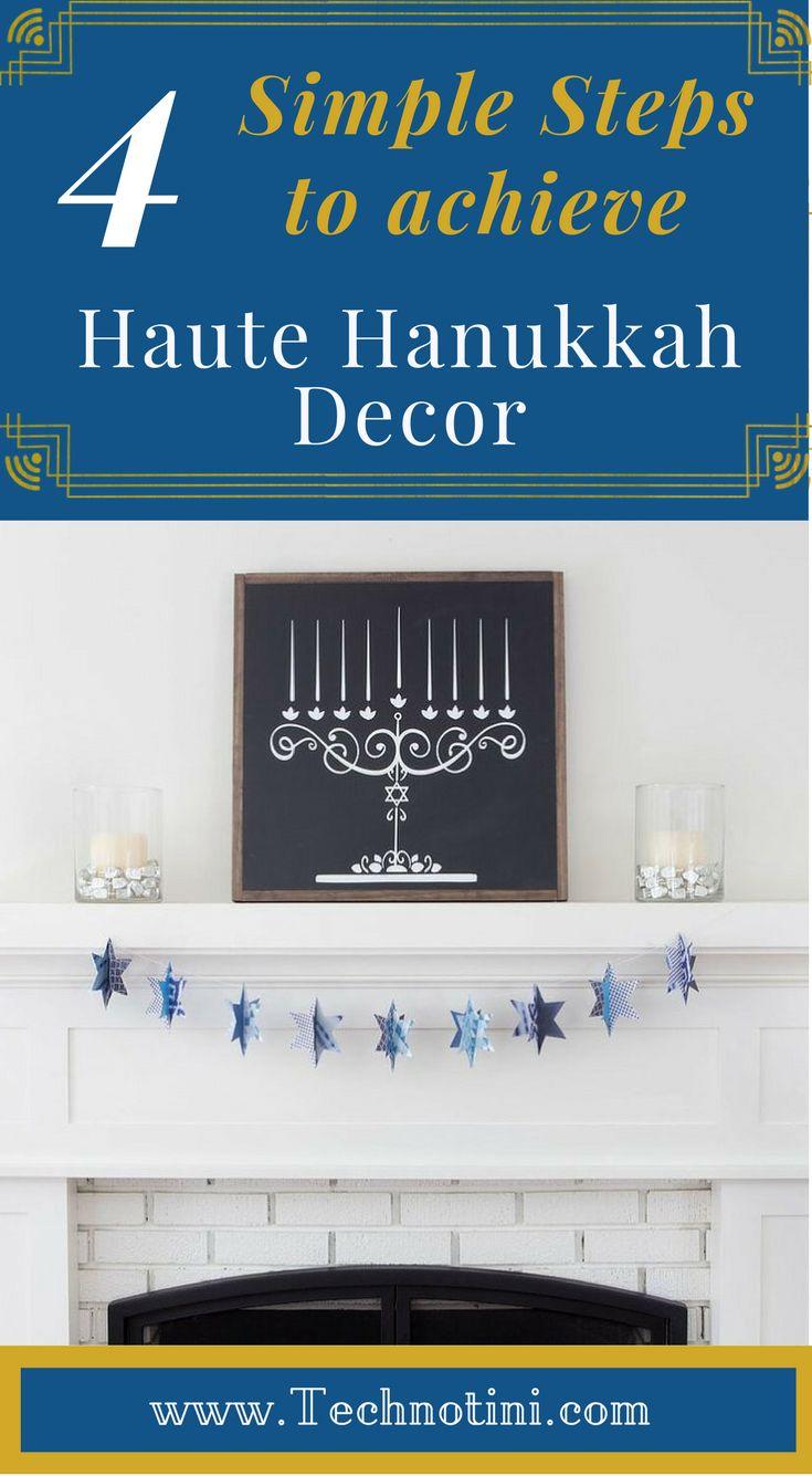 25 Unique Hanukkah Decorations Ideas On Pinterest Hannukah Diy Jewish Decorations And Jewish
