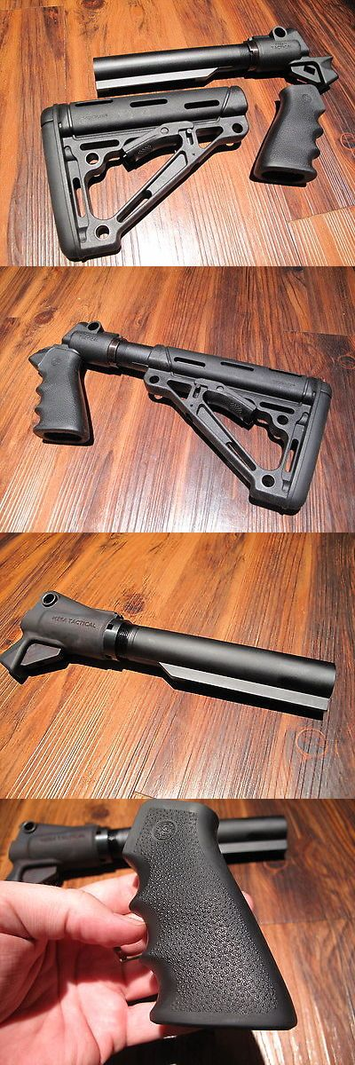 Other Hunting 383: Mesa Tactical And Hogue Stock Kit Remington 870 12 Gauge Pistol Grip 6 Position -> BUY IT NOW ONLY: $159.0 on eBay!