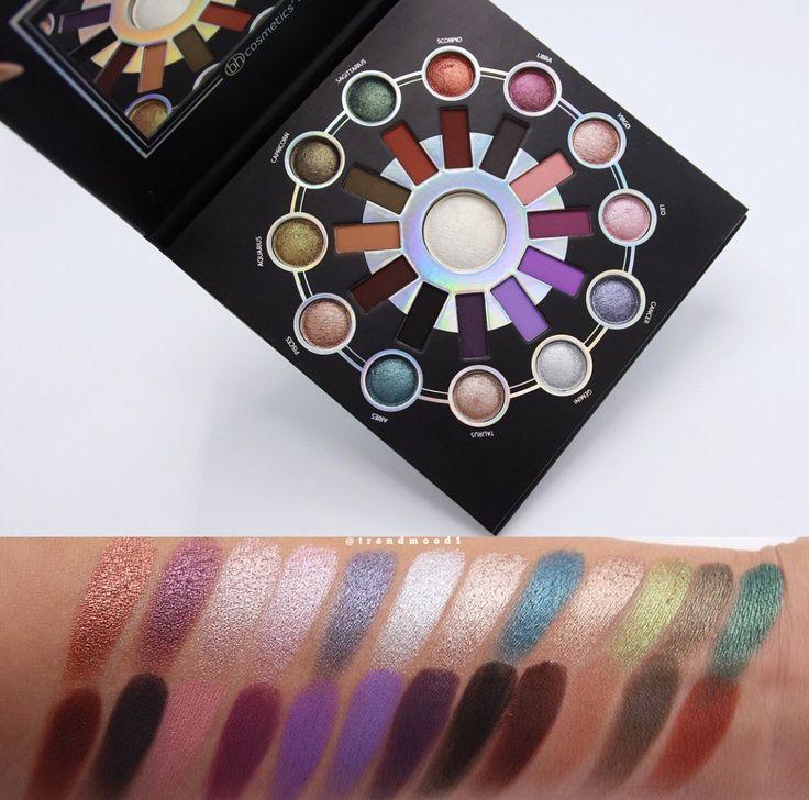 BH Cosmetics Zodiac Palette | 11.13.17