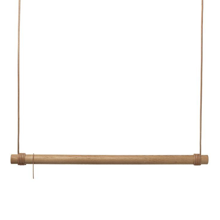 Swing Stumtjener 80cm, Eik/Nature skinn - LindDNA - Lind DNA - RoyalDesign.no