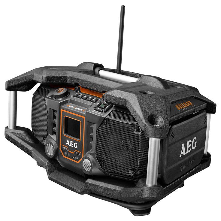 18V Jobsite Radio Charger