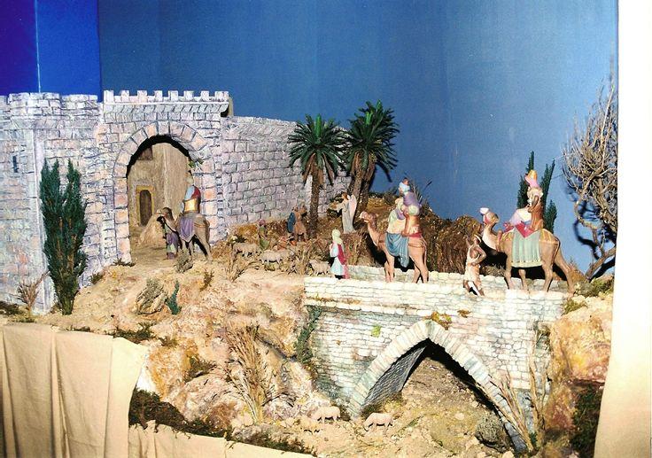 Belén Lorno ·detalle Reyes·.jpg - 1999 - Asociación de Belenistas de Valencia