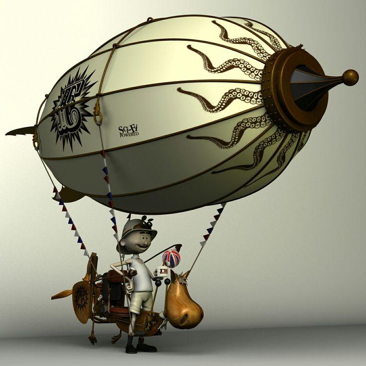 A bit of Professor Elemental fan art :(