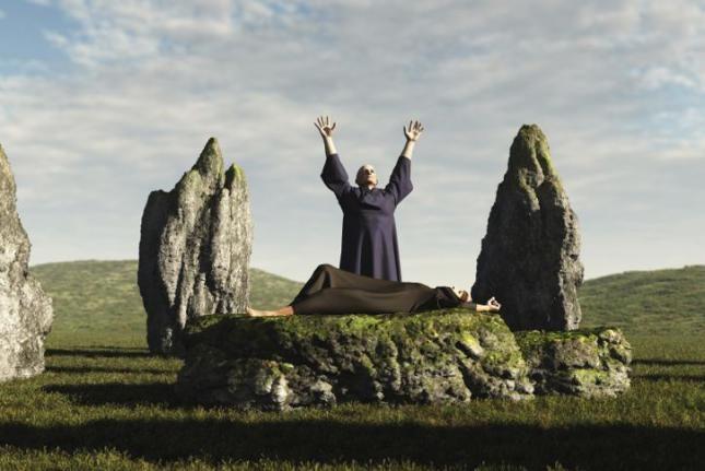 7 curiosidades sobre los druidas y el druidismo - Batanga