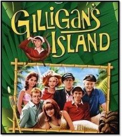 Redhead on gilligans island