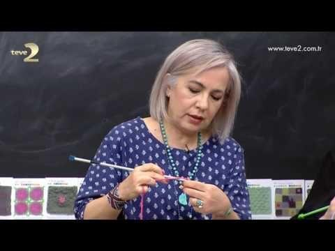 Derya Baykal'la Gülümse: Örgü Sınıfı'nın Bugünkü Dersi  İşkembe Örneği - YouTube