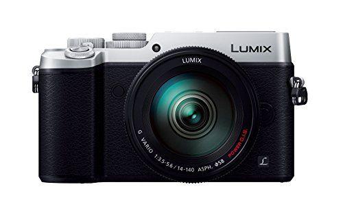 On Sale $1,152.00 Panasonic Mirrorless SLR Lumix GX8 Lens Kit (20.3M pixel) Silver/DMC-GX8H-S [International Version, No Warranty]