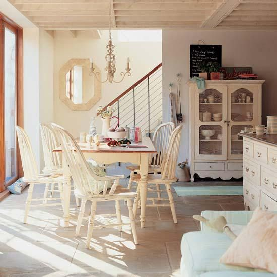 Modern home with rustic country charm...