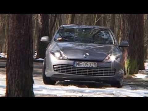 Renault Laguna Coupe GT 2.0 dCi   test ExoticCars.pl
