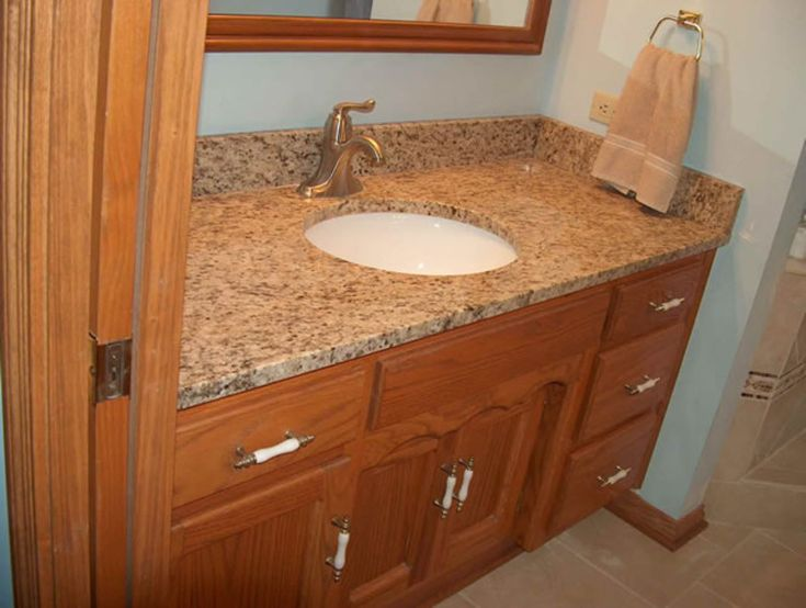 Best Bathroom Countertops : Best granite countertops bathroom ideas on pinterest