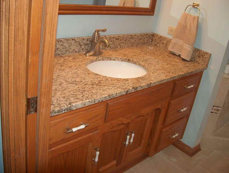 Best 20+ Granite countertops bathroom ideas on Pinterest ...