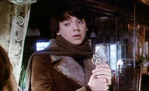 Such incredibly sweet innocence and rapture all at once in Bud Cort's face during Harold & Maude from fuckyeahbudcort's blog @ tumblr.com