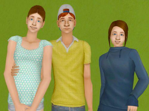 Grisby (Yvette, Walter, Laurel)
