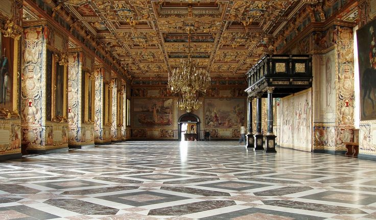 Surprising Knights Hall Frederiksborg Castle and Frederiksborg Castle In Denmark   Goventures.org