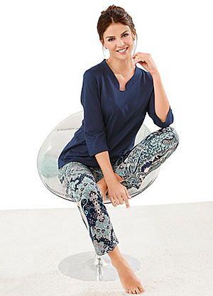 Ascafa Mandarin Collar Pyjamas #kaleidoscope #nightwear