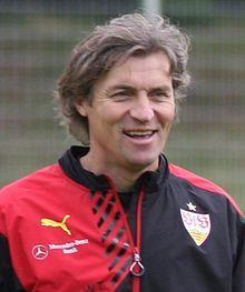 Hans-Walter Thomae (* 4. November 1966 in Dumitra, Rumänien) ist ein deutscher Fußballtrainer.